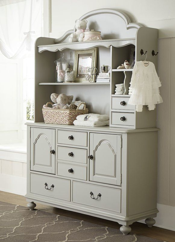 Inspirations By Wendy Bellissimo 4 Drawer Door Dresser