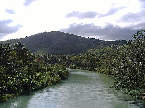 Grande Anse river near Jérémie