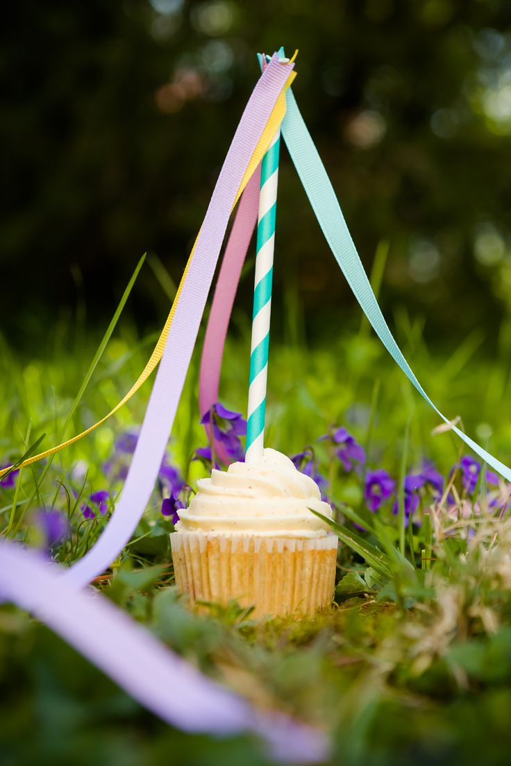 May Day Cupcakes - from Cupcake Project