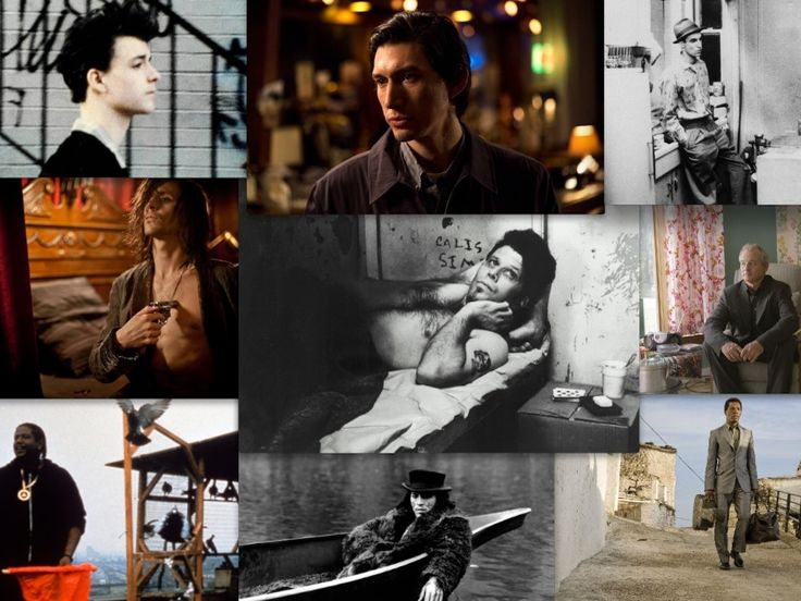 All about Jim Jarmusch's leading men: from Tom Waits to Bill Murray