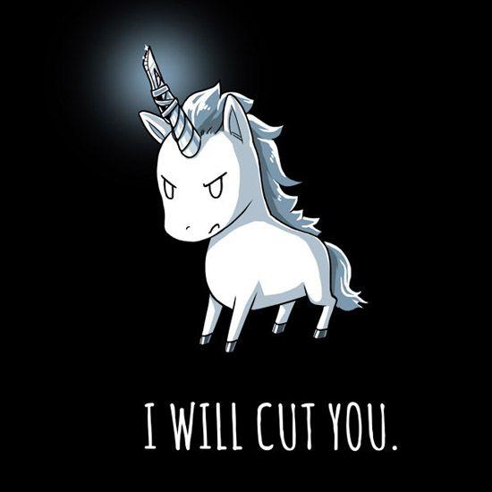 Stabby the Unicorn Shirt