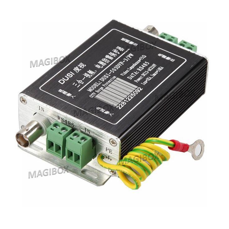$14.00 (Buy here: https://alitems.com/g/1e8d114494ebda23ff8b16525dc3e8/?i=5&ulp=https%3A%2F%2Fwww.aliexpress.com%2Fitem%2FRS485-Power-BNC-Analog-Signal-lightning-protection-For-CCTV%2F32675923792.html ) RS485 Power BNC Analog Signal lightning protection For CCTV  for just $14.00