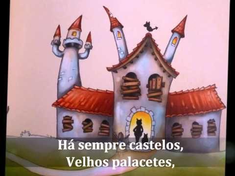 ▶ Literatura Infantil: HISTÓRIAS DE ENCANTAR de Alexandre Parafita - YouTube
