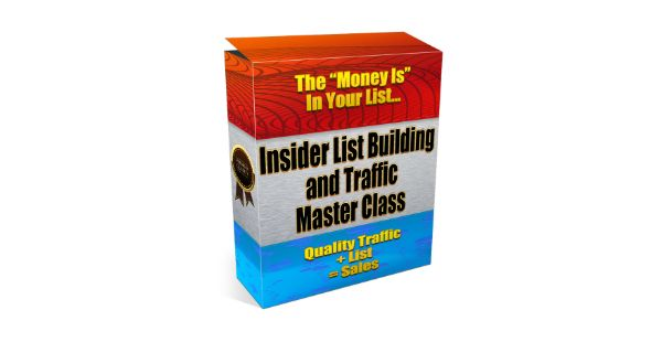 A 23 Module course that will take you through every step of setting up & monetizing a successful list.