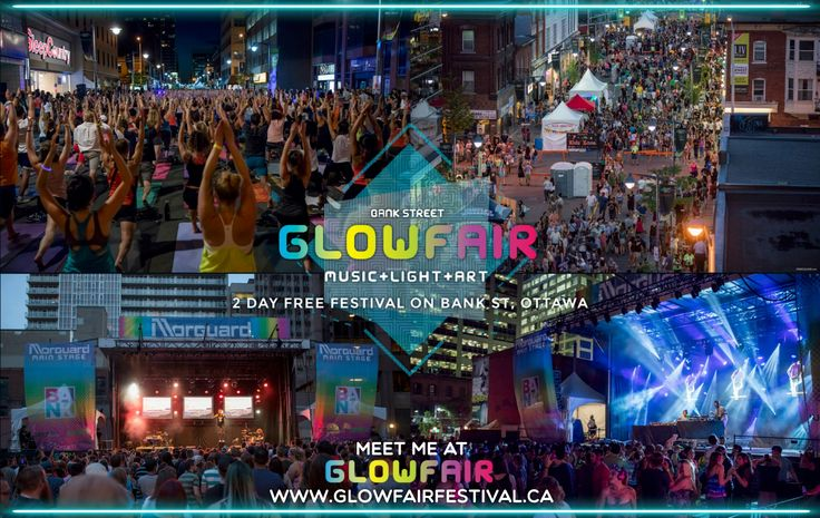 Lights, art, music and fun are waiting for visitors big and small to the 4th annual Glowfair festival! Take a look on the blog to see what is in store for visitors to this year's event!