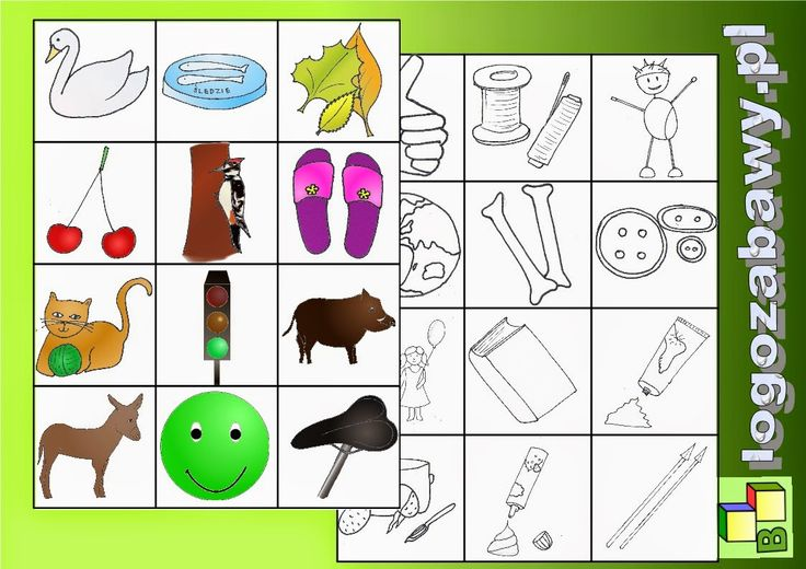 Zabawy logopedyczne - Zabawowy blog logopedyczny