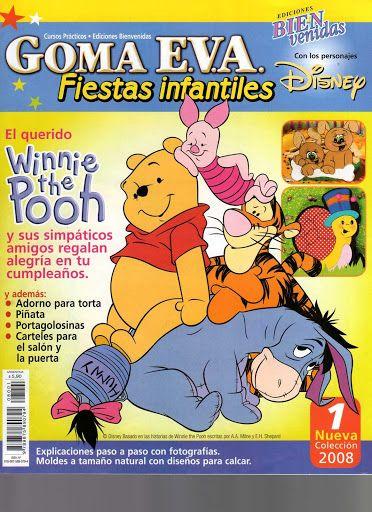 Goma eva Fiestas infantiles nr 1-Winnie the POOH - jessy Diaz - Picasa Albums Web