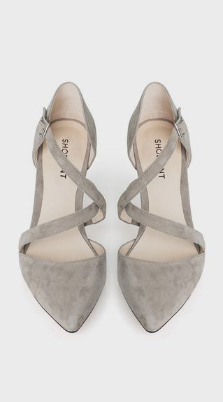 shoemint- love this light grey
