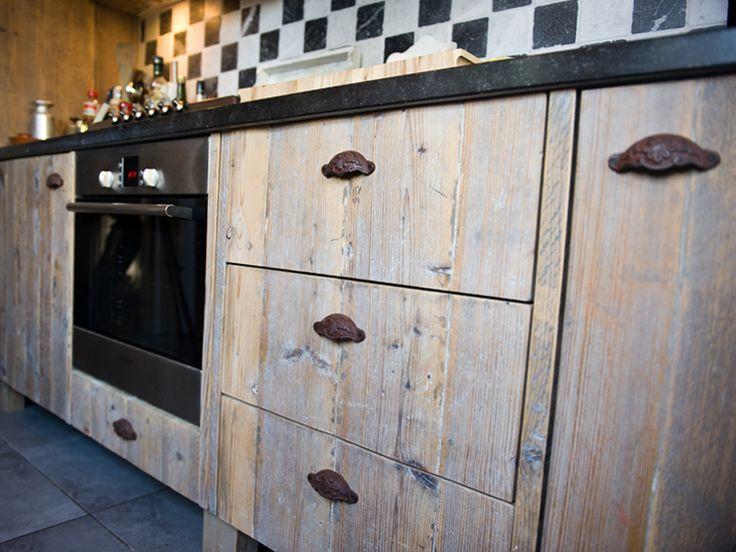 Keukens Van Steigerhout : 17 Best images about Steigerhouten keuken on Pinterest