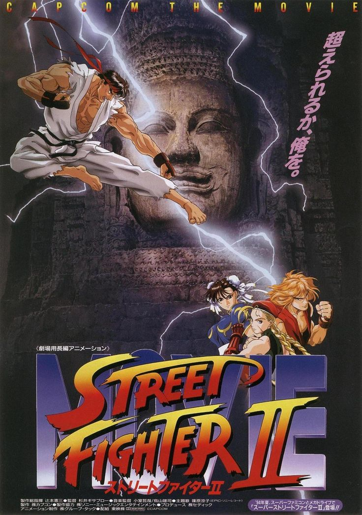 street fighter game 1994 free