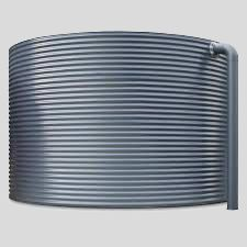 Round rain water tanks are the most conventional forms of storage tanks for both domestic and commercial use. They are rigid and made from a single piece cylindrical construction for extra strength and stability.