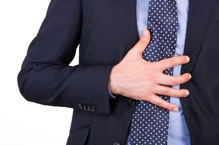 What causes heartburn?  Stomach acid leaks upward from the stomach into the gullet (oesophagus) which can cause a sour taste, difficulty swallowing and heartburn symptoms - gastro oespophageal reflux disease can be when these symptoms are happening on a regular basis - see your GP if these symptoms are frequent.