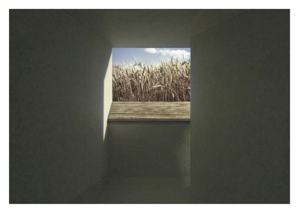 Visualization - Rhythms Earth view 1- by Diana Lindboe
