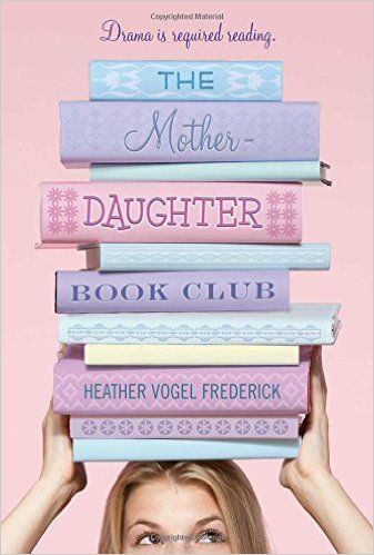 The Mother-Daughter Book Club by Heather Vogel Frederick // I loved this book! It's totally pro-mom, pro-family, pro-parents-are-not-stupid, pro-kids-get-in-trouble and just really fun. It reminded me a little of the Baby Sitters Club from when I was in Middle School---a group of very different girls have adventures throughout the school year and we hear their distinct voices in each chapter. Slight boyfriend stuff but so outweighed by the mom/daughter relationships. Bravo.