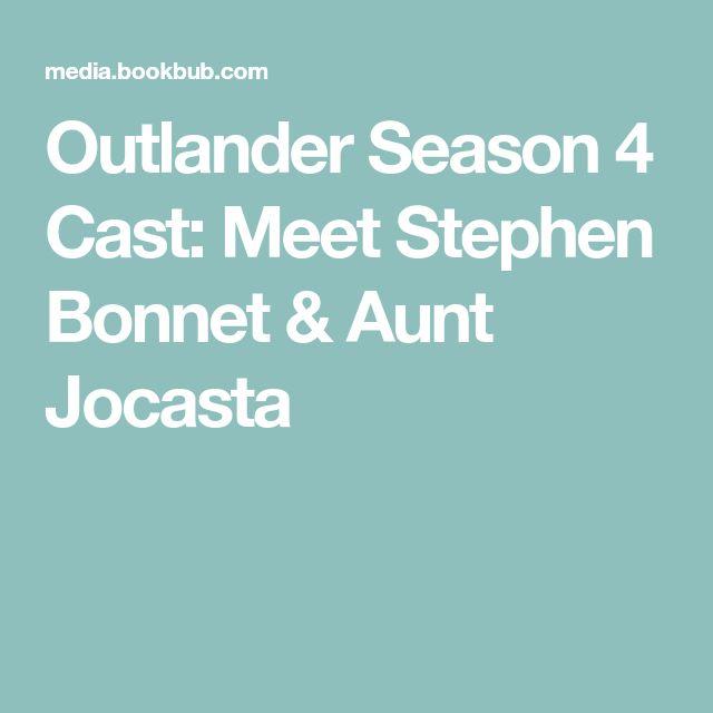 Outlander Season 4 Cast: Meet Stephen Bonnet & Aunt Jocasta
