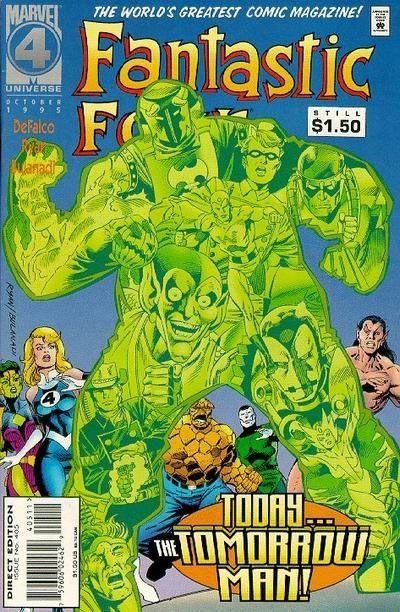 Fantastic Four Vol 1 - Marvel Comics Database, Fantastic Four Vol 1 405.jpg
