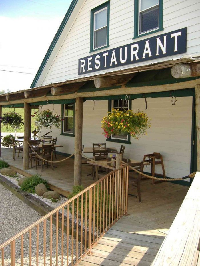 These 9 Virginia Towns Might Be Tiny… But Their Restaurants Are Amazing  #3. Bedford County: Millstone Tea Room