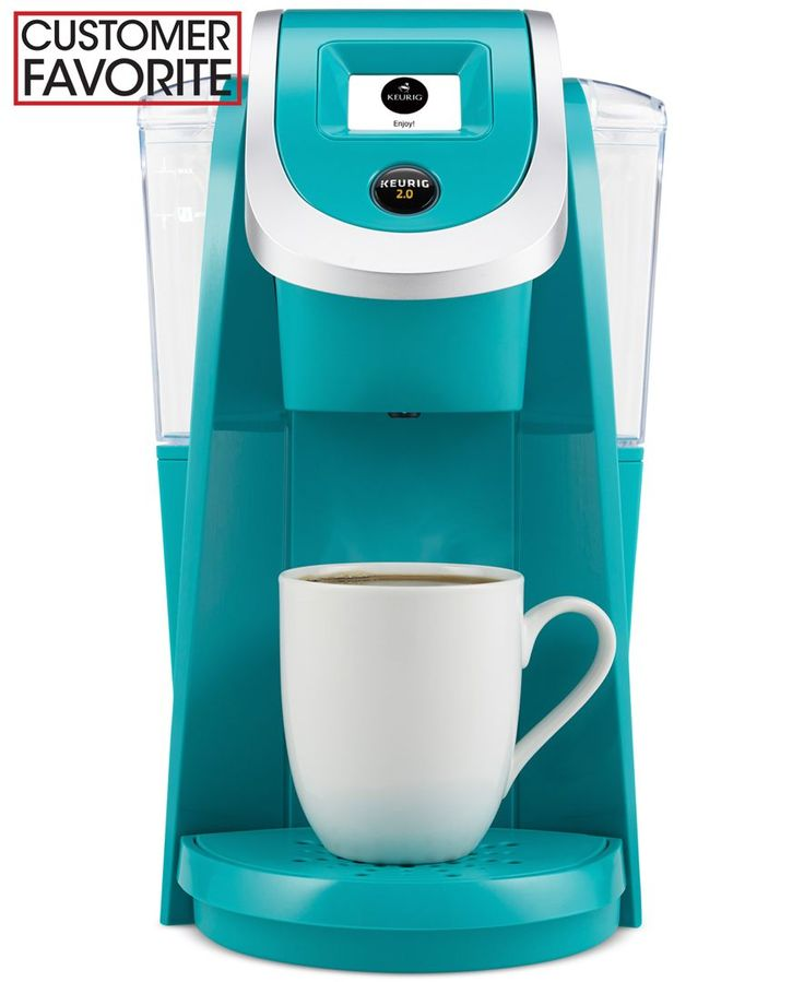 Keurig 2.0 K250 Brewer + $20 Mail-in Macy's Gift Card Available!