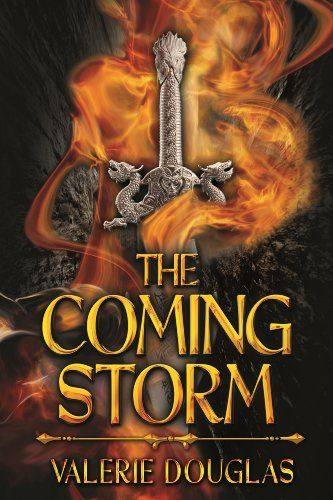 "Books Direct: ""The Coming Storm"" by Valerie Douglas - INTERVIEW"