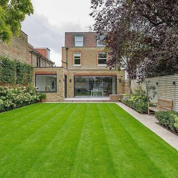 47 Rectangle Backyard Landscape Ideas Inspirational 43 Back