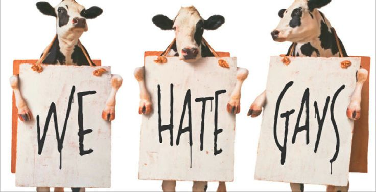 Remember, every chicken sandwich you buy from Chick-fil-A helps support anti-gay Christian hate groups.
