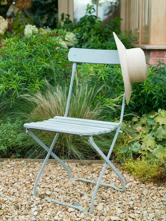 Good Color Ideas Paintbrush And Pearls: Painting Outdoor Furniture With  Chalk Paint® Part 98