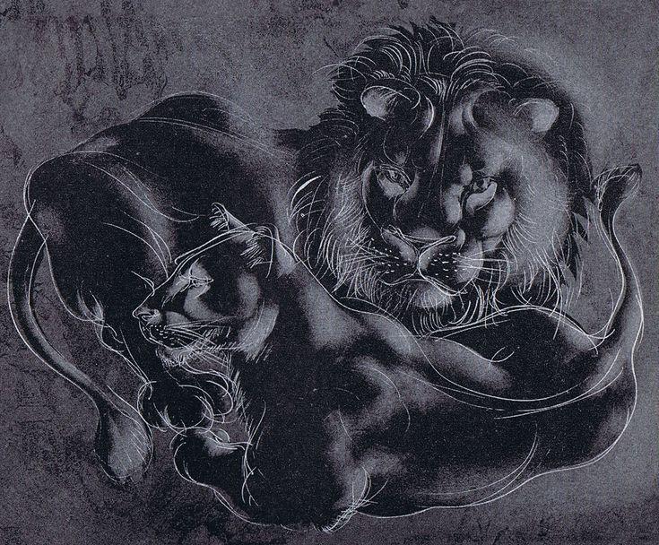 http://sergej-manit.livejournal.com/854046.html Львы.