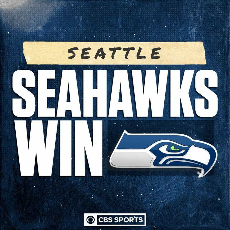 Pin by Ellen Davis on NFL Cbs sports, Seahawks schedule