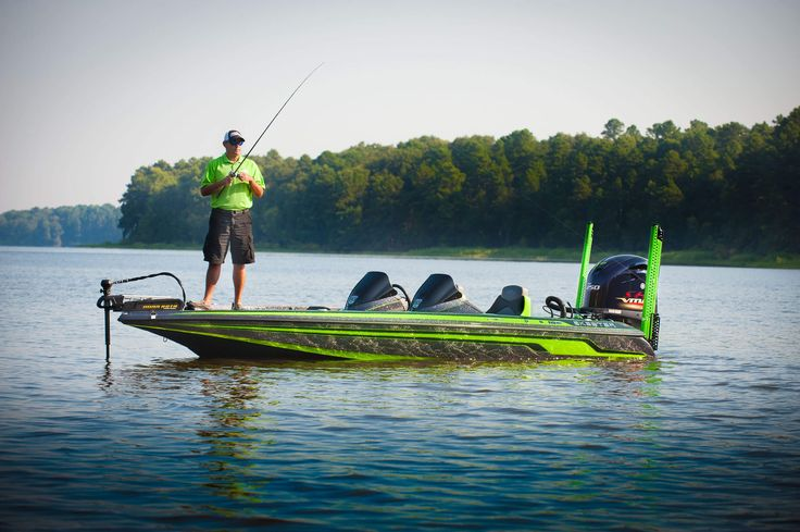Skeeter :: Boats :: BASS BOATS :: FX Series :: FX21 LE