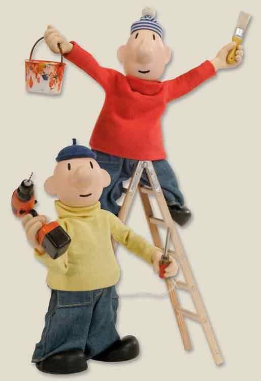 Buurman & Buurman Hangout Ladder - BuurmanenBuurman.eu