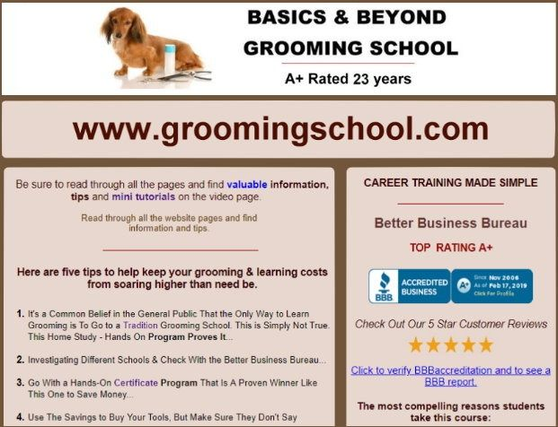 Pin By Basics Beyond Grooming Schoo On Going Places With Pet Grooming Grooming Pet Grooming Learning Techniques