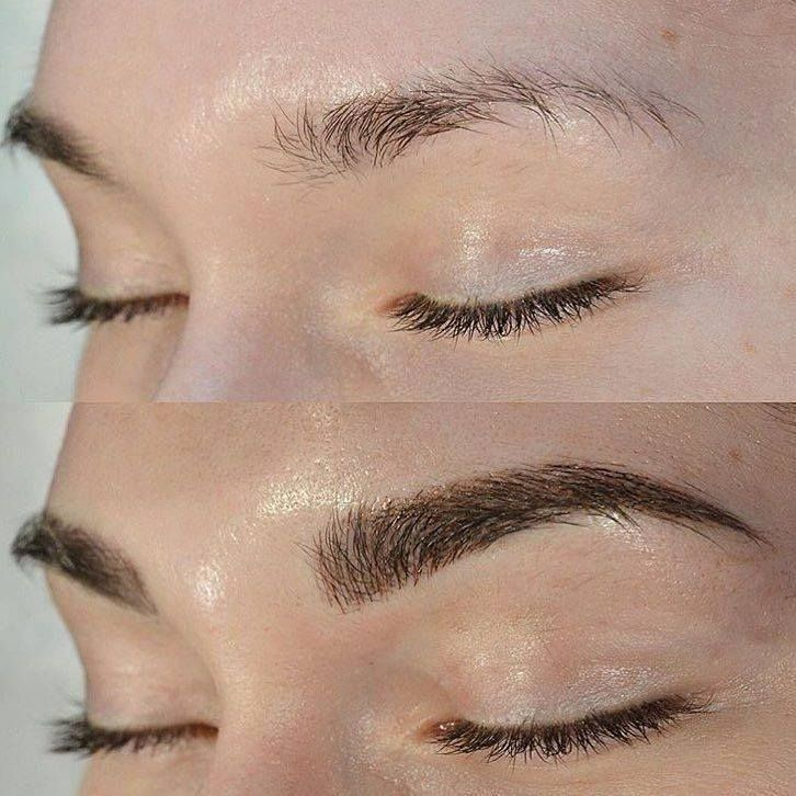 Permanent eyebrows that look perfect for 1-2 years? I've recently learned A TON about a cosmetic procedure called eyebrow microblading, which is also referred to as cosmetic tattooing, 3D eyebrow embroidery, semi-permanent makeup, or pigment embroidery. T