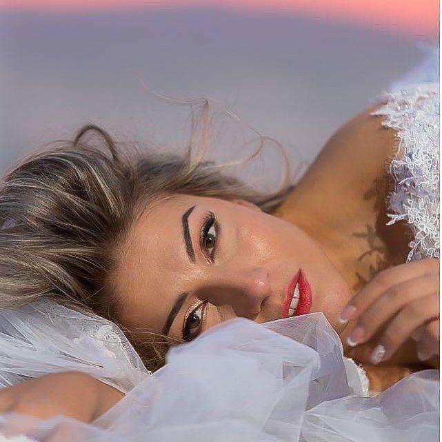 """118 """"Μου αρέσει!"""", 7 σχόλια - Dorina Hasekiu (@dorinahasekiu_mua) στο Instagram: """"One of my beautiful brides!!!😍 #charlottetilbury #esteelauder #maccosmetics #kryolan…"""""""