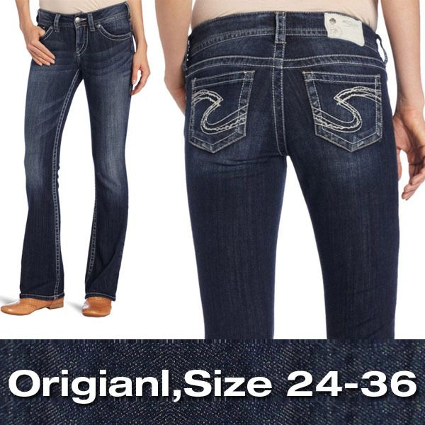 17 best images about Silver Jeans on Pinterest | 100 cotton jeans ...