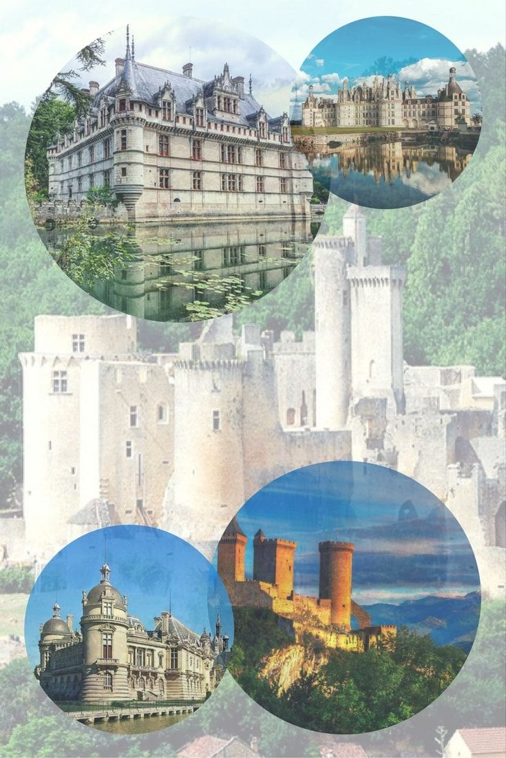 Vote for your favorite castle in France and follow our Top 20 Castles in France poll. Voting ends Monday, 23 October at 21 PM GMT.