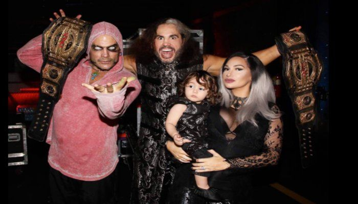 The Broken Hardys are the talk of the wrestling world right now thanks to the fact that they recently parted ways with Impact Wrestling.