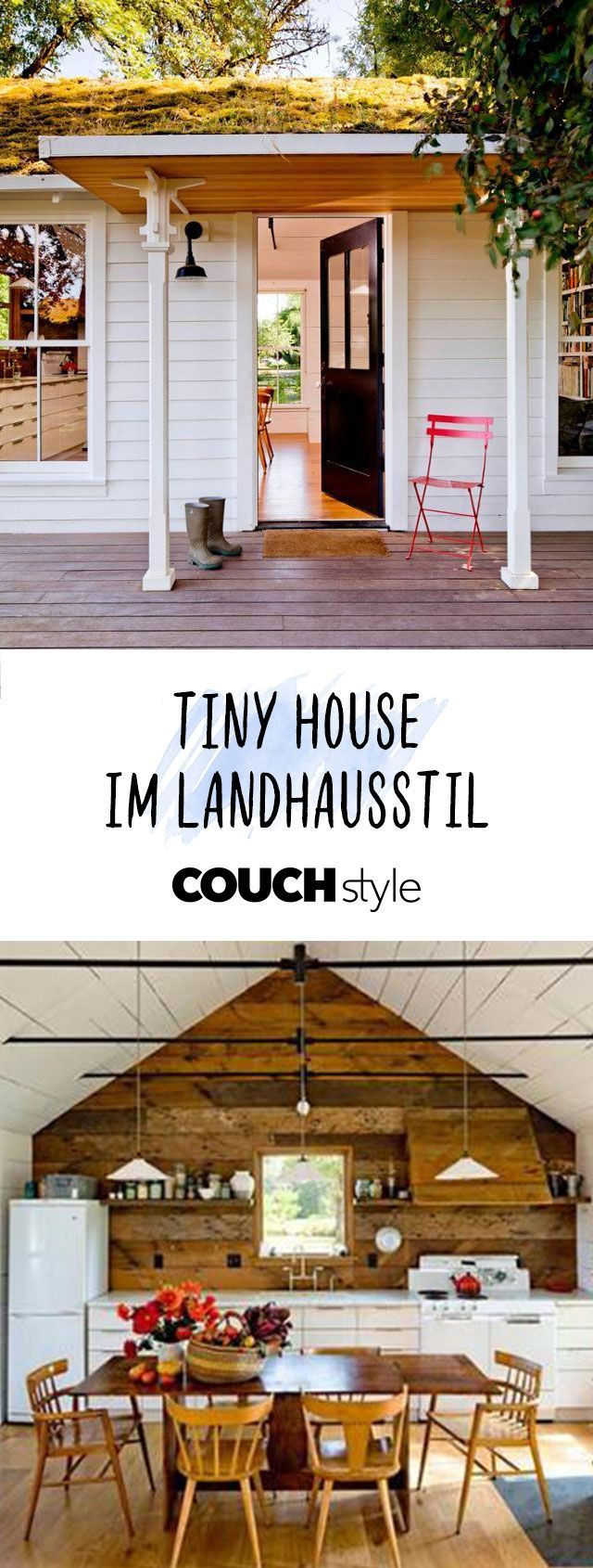20 best Tiny Houses & Baumhäuser images on Pinterest | Little houses ...