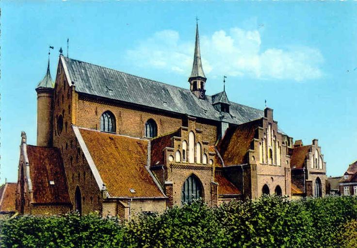 Haderslev domkirke fra syd