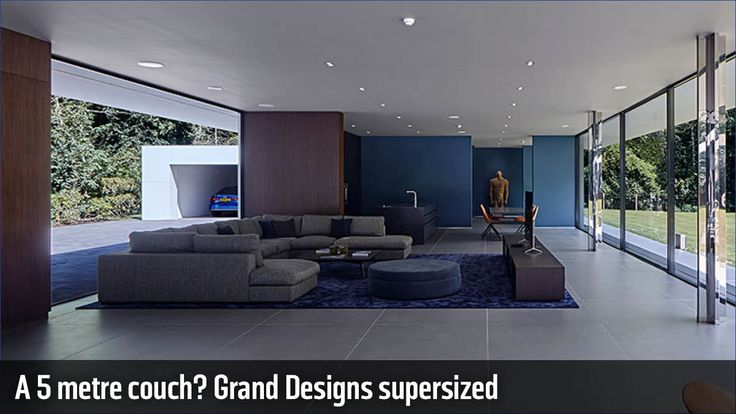 Grand designs fans in awe at biggest house in shows history grand designs houses grand designs and house