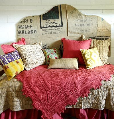 bedding vintage dorm