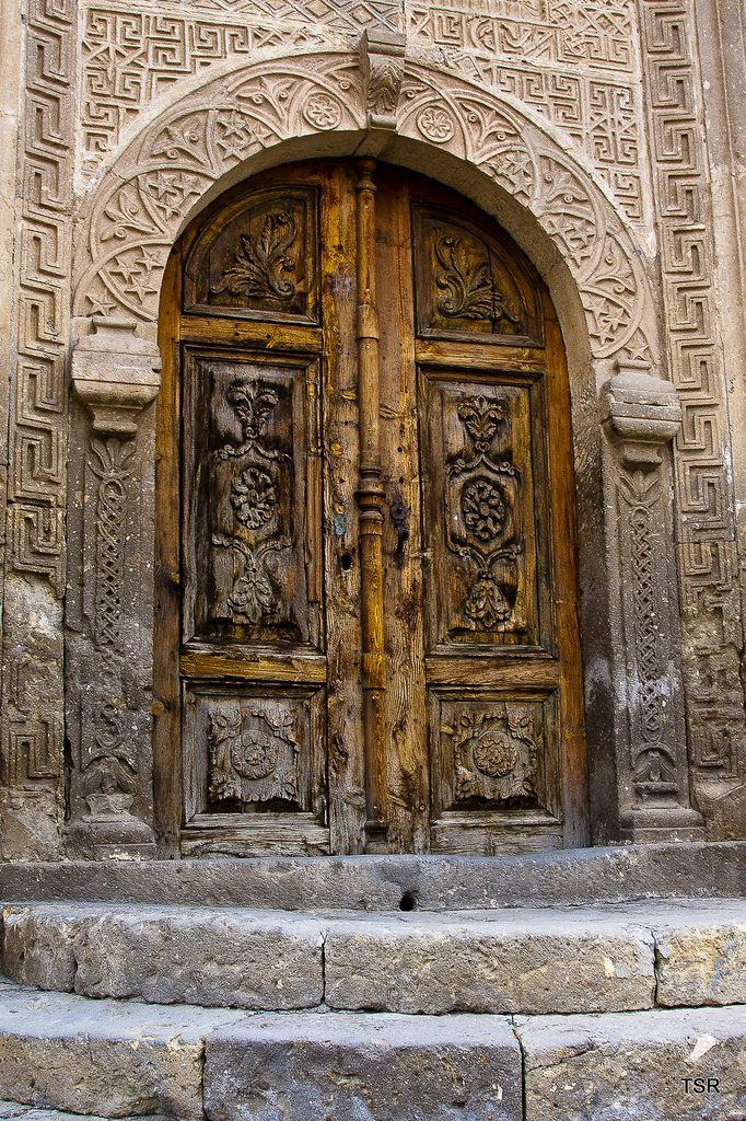 Door in Mustafa Pasa | Flickr - Photo Sharing!