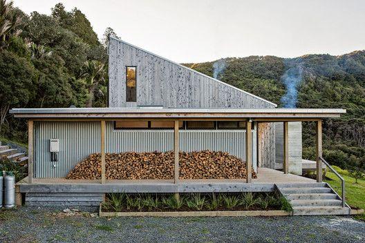 Back Country House | LTD Architectural Design Studio | Puhoi, NZ | David Maurice