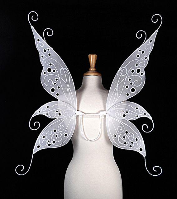 Jenny Fairy Wings by On Gossamer Wings, via Flickr