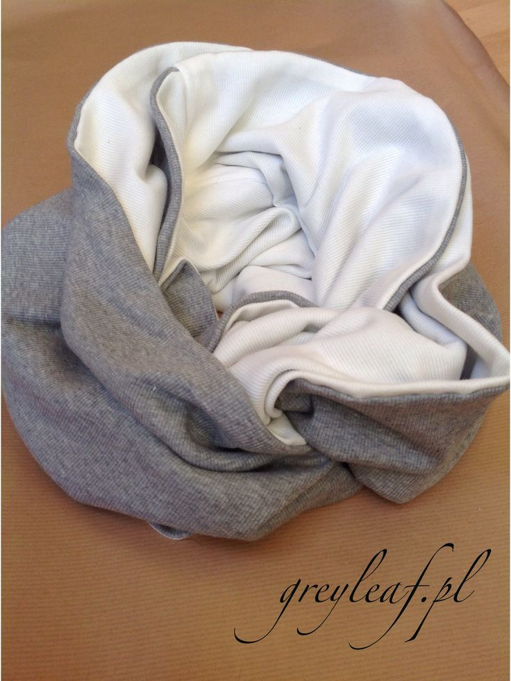 Big scarf by greyleaf.pl More at: www.greyleaf.pl/blog/big-scarf