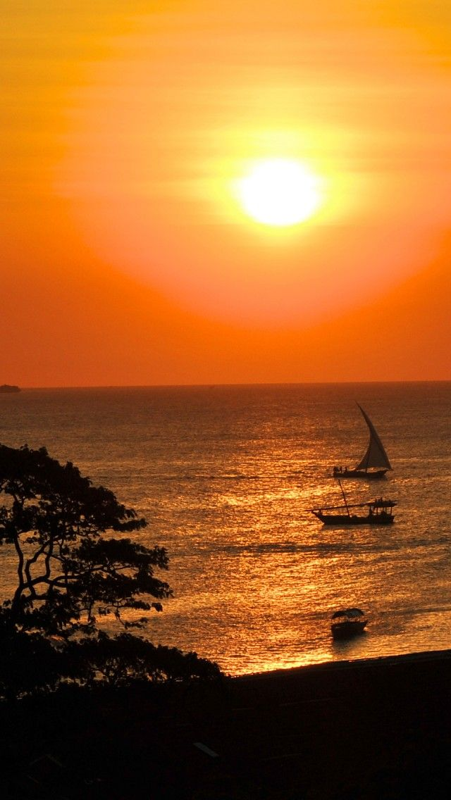 Zanzibar Sunset, Tanzania http://queeselsentidodelavida.com/