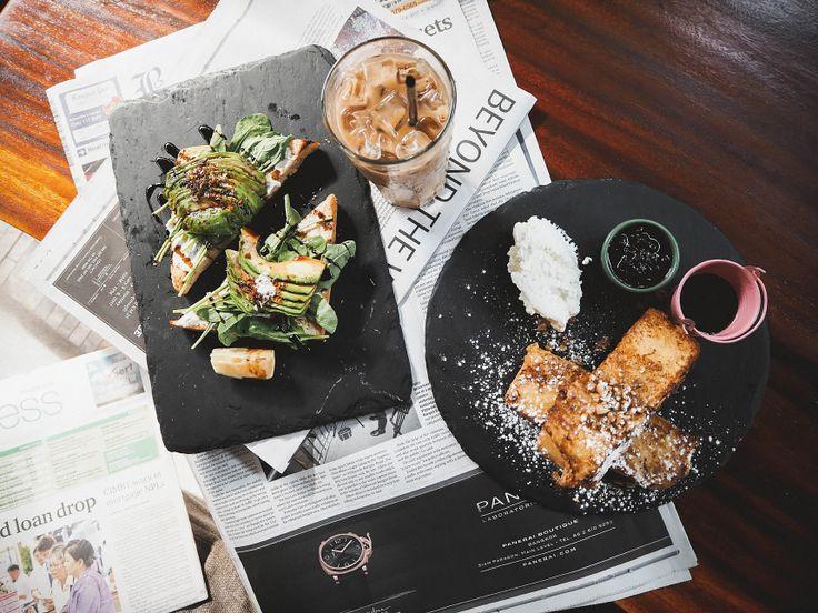 Ad Lib Hotel, Breakfast, Avocado toast, French toast, Brunch