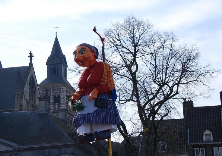 Mooswief (Carnaval), Maastricht