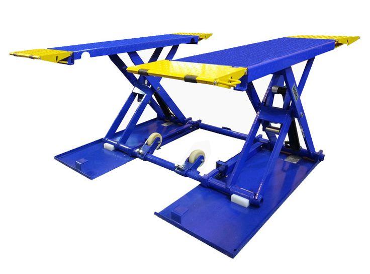 Scissor #Carlift for sale at Interequip http://www.interequip.com.au/lifts/