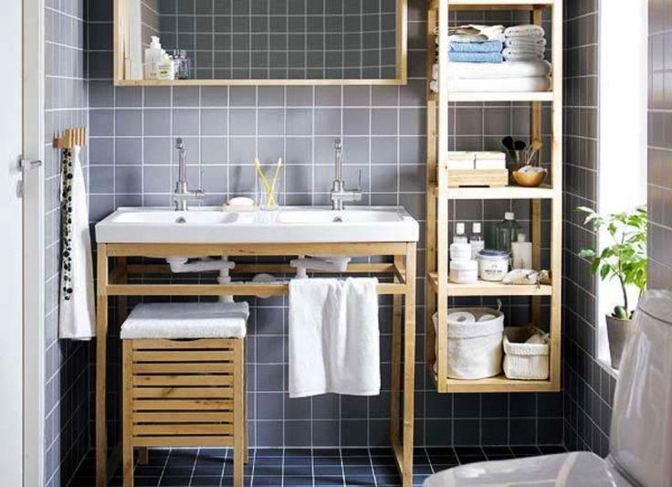 Πολύτιμα tips για μικρά μπάνια Βάλτε τάξη και εξοικονομήστε χώρο.