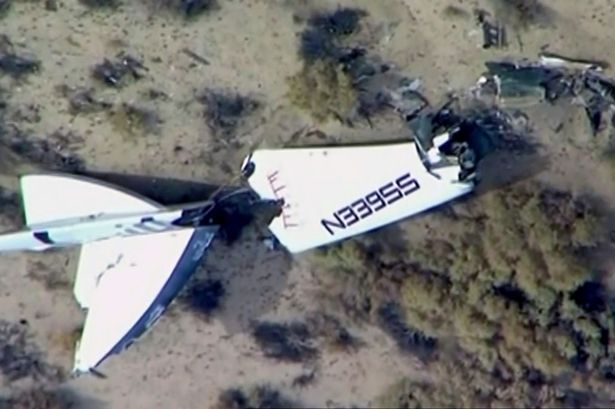 Virgin Galactic Spaceship Crash – A Cost too high for Space Travel | Social Media Trend